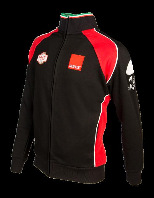 Felpa racing red & black